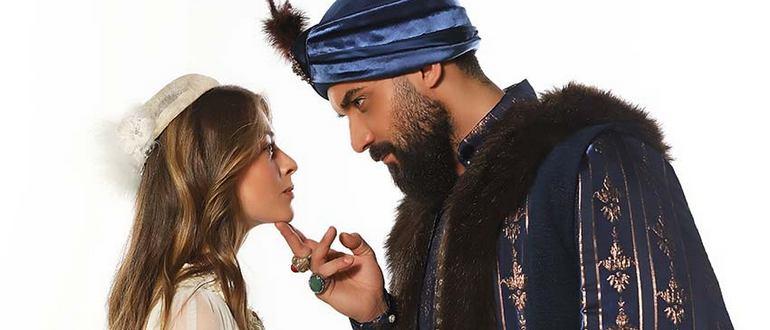 Султан моего сердца сколько серий
