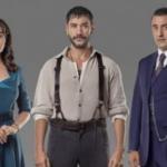 Турецкий сериал Беззаконные края