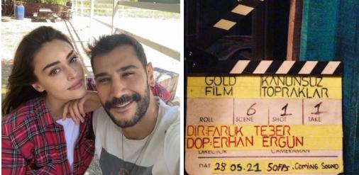 Турецкий сериал Беззаконные края / Kanunsuz Topraklar - дата выхода, сколько серий, трейлер. Актёры играющие в сериале