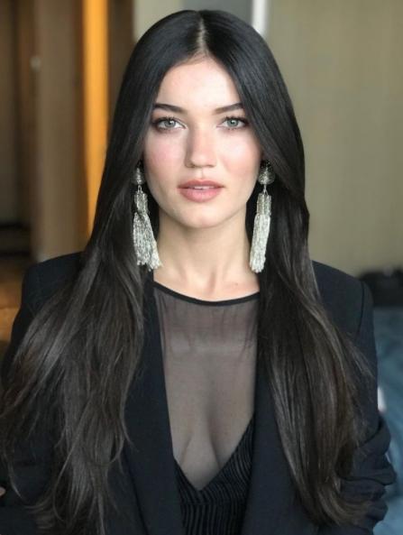 Турецкая актриса Пынар Дениз / Pinar Deniz