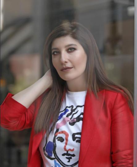 Турецкая актриса Шебнем Бозоклу / Sebnem Bozoklu